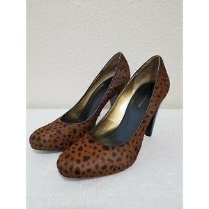 Odetta Pump - Leopard
